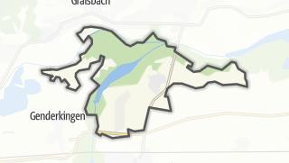 Cartina / Niederschönenfeld