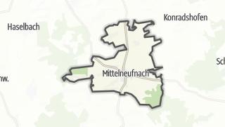 Karte / Mittelneufnach
