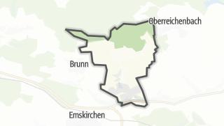 Mapa / Wilhelmsdorf