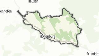 מפה / Hohenburg