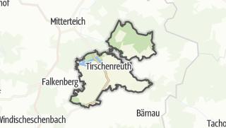 Map / Tirschenreuth
