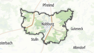 Mapa / Nabburg