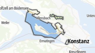 Mapa / Reichenau