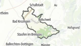 地图 / Ehrenkirchen