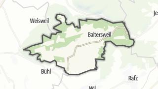 Mapa / Dettighofen