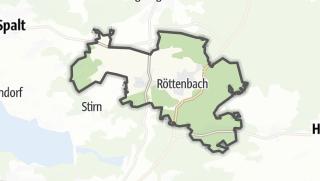 Carte / Röttenbach