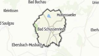 Karte / Bad Schussenried
