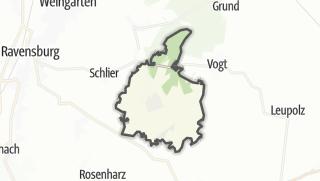 Karte / Waldburg