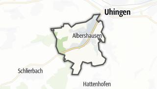 Karte / Albershausen