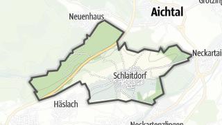 Cartina / Schlaitdorf