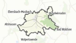 Karte / Aulendorf