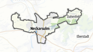 地图 / Neckarsulm
