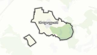 Karte / Königseggwald