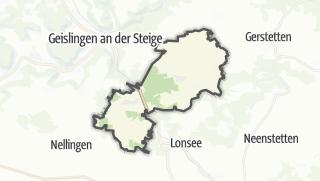 Cartina / Amstetten