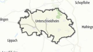 地图 / Unterschneidheim