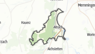 Karte / Aitrach