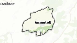 Cartina / Assamstadt