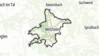 מפה / Welzheim