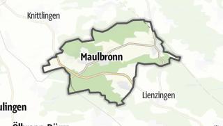 Cartina / Maulbronn