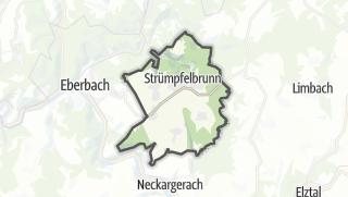 Cartina / Waldbrunn