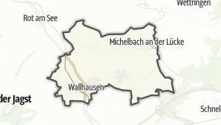 מפה / Wallhausen