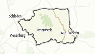 Mapa / Osterwieck