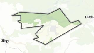 Mapa / Allrode