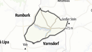 מפה / Seifhennersdorf
