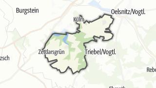 地图 / Bösenbrunn