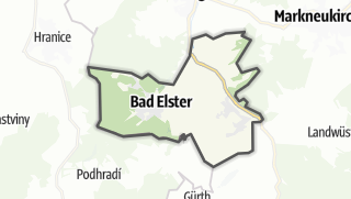 Carte / Bad Elster