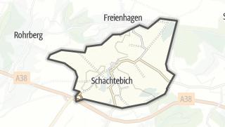 Map / Schachtebich