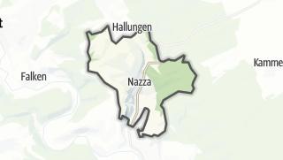 Mapa / Nazza