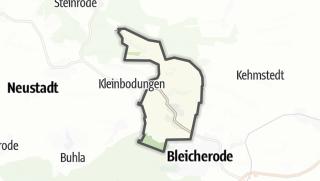 Mapa / Lipprechterode