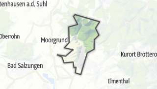 Mapa / Schweina