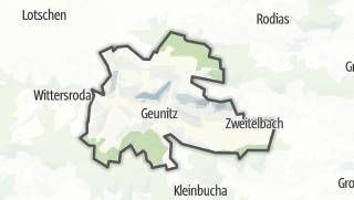 Karte / Reinstädt
