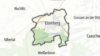 Karte / Eisenberg