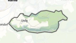 Karte / Lindig