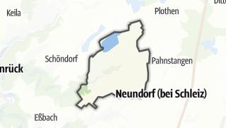 Mapa / Volkmannsdorf