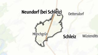 Mapa / Görkwitz