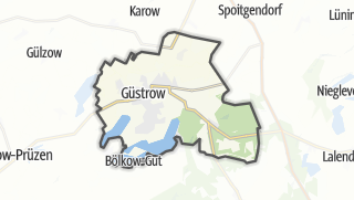 Carte / Güstrow