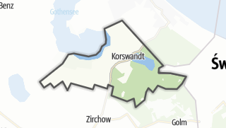 Cartina / Korswandt