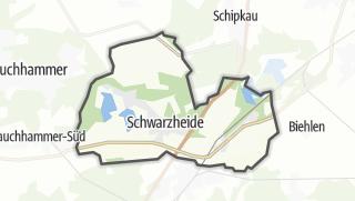 Cartina / Schwarzheide