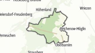 Cartina / Prötzel