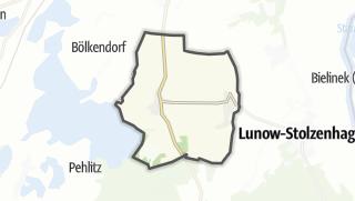 地图 / Parsteinsee