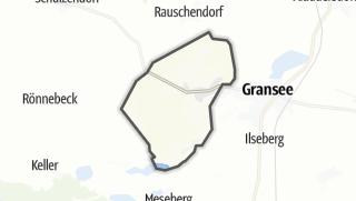 Cartina / Schönermark