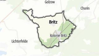 Cartina / Britz