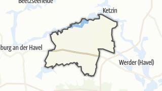 地图 / Gross Kreutz/Emster