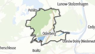 地图 / Oderberg
