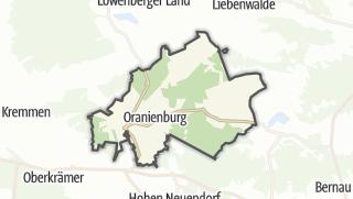 Cartina / Oranienburg