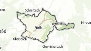 Karte / Fürth